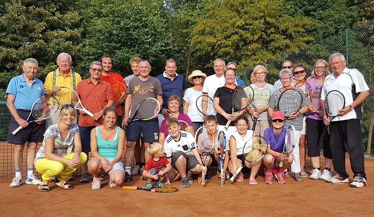 SpvgMoehneseeTennis - Spvg-Seite Tennis