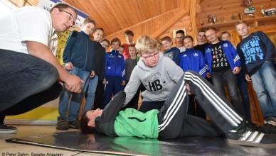 Erste Hilfe Kurs Spielvereinigung Möhnesee