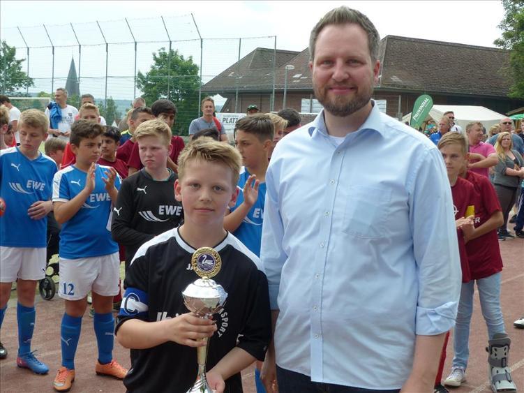 D-Jugend Pokal-Franke