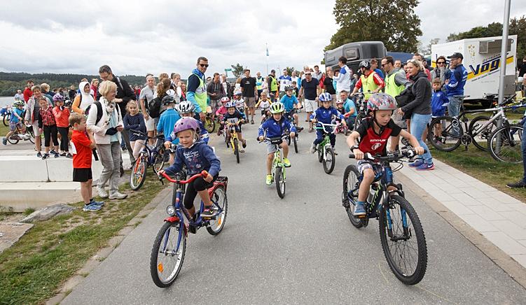 Kinder-Fun-Triathlon am Möhnesee