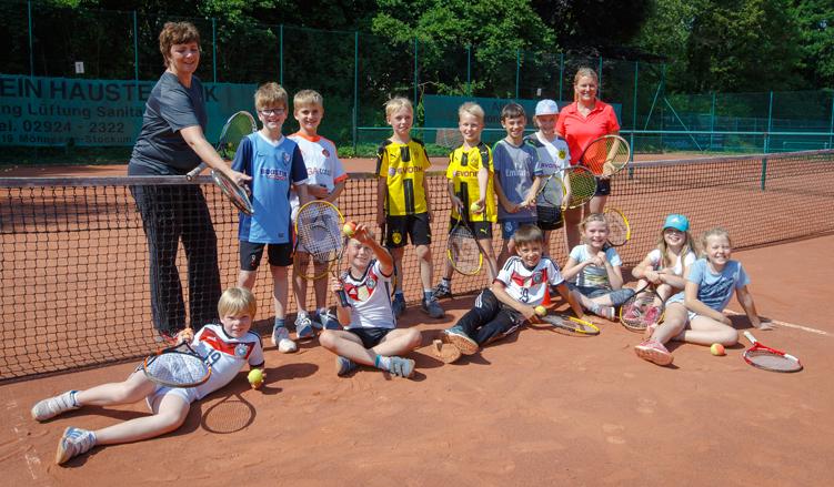 Ballgefühl, Koordination und jede Menge Spaß