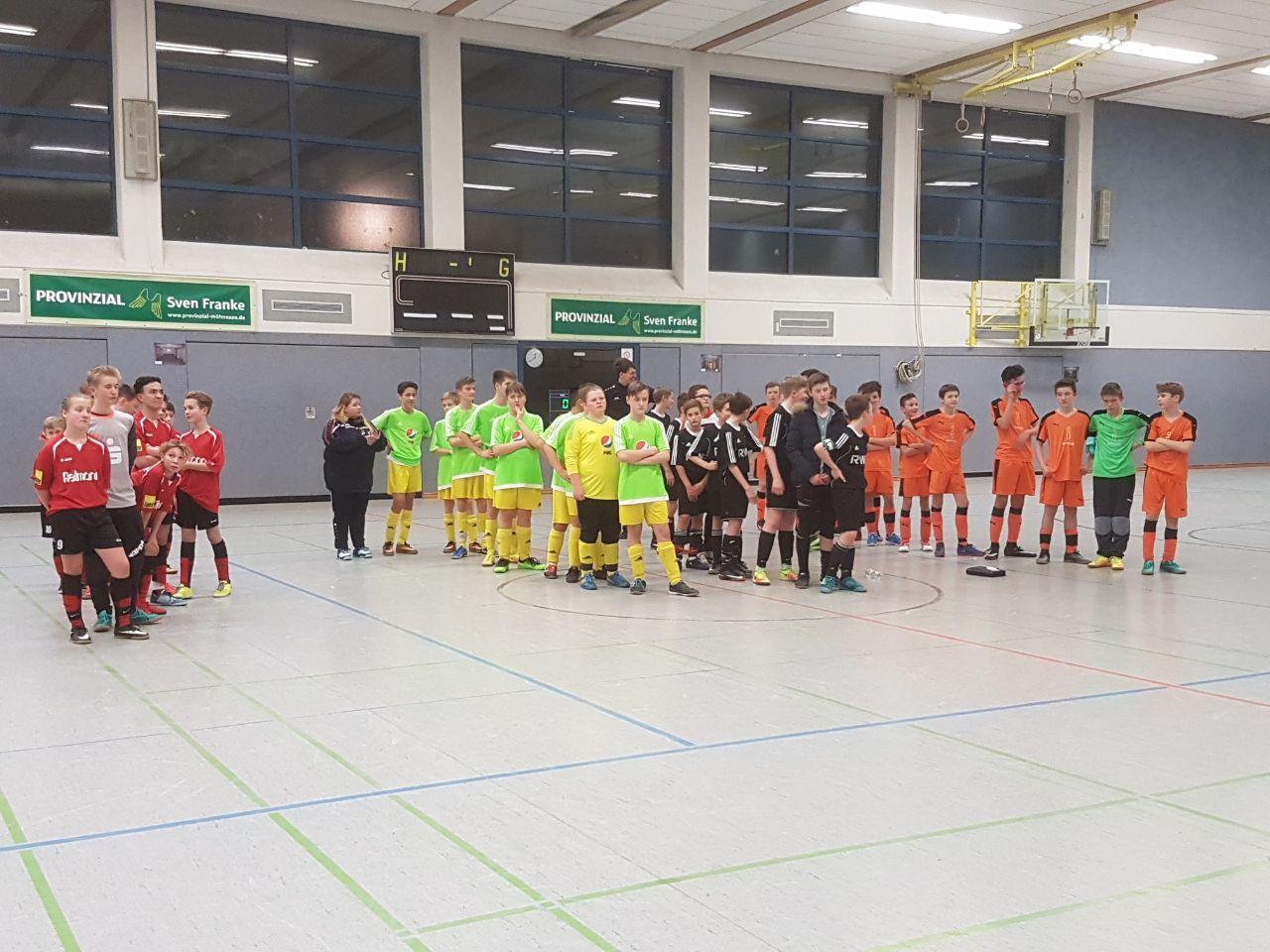 2. Provinzial-Franke-Hallenpokal – wieder ein voller Erfolg