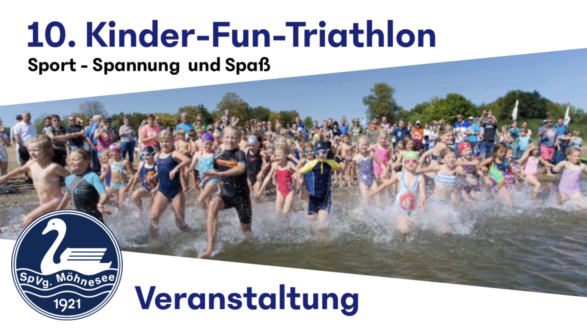 10. Kinder-Fun-Triathlon verspricht Sport, Spannung und Spaß